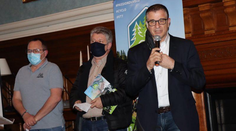 Conférence de presse Forestière 2021